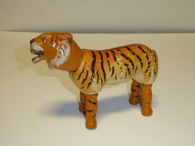 Lot # 195 - Schoenhut Tiger  (main image)