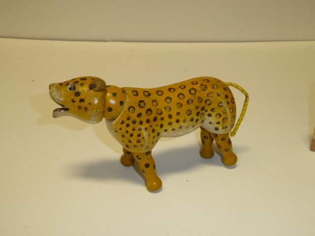 Lot # 249 - Schoenhut Leopard (main image)