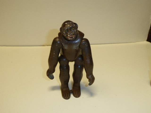 Lot # 256 - Schoenhut Gorilla (Painted Eyes) Carved Ears  (main image)
