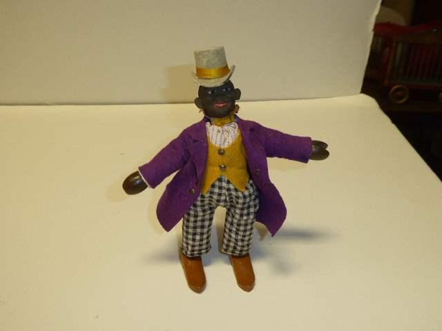 Lot # 267 - Schoenhut Doll  (main image)
