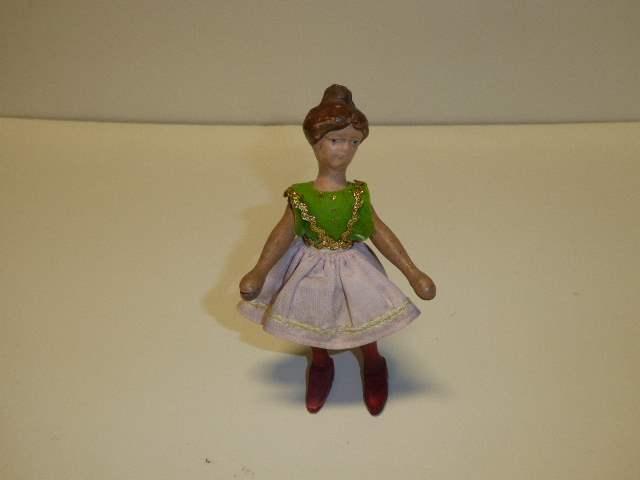 Lot # 288 - Schoenhut Lady Circus Rider  (main image)