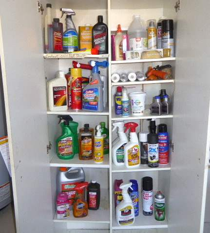 Lot # 100 - Household Supplies (Cleaning, Auto, Garden & More)   (main image)