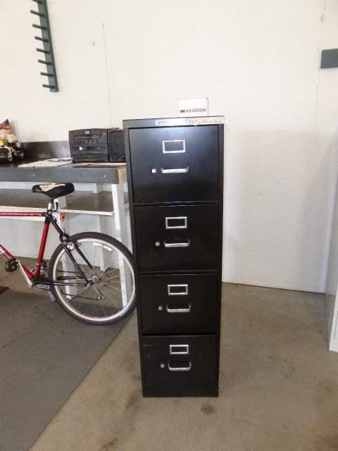 Lot # 44 - HON Filing Cabinet  (main image)