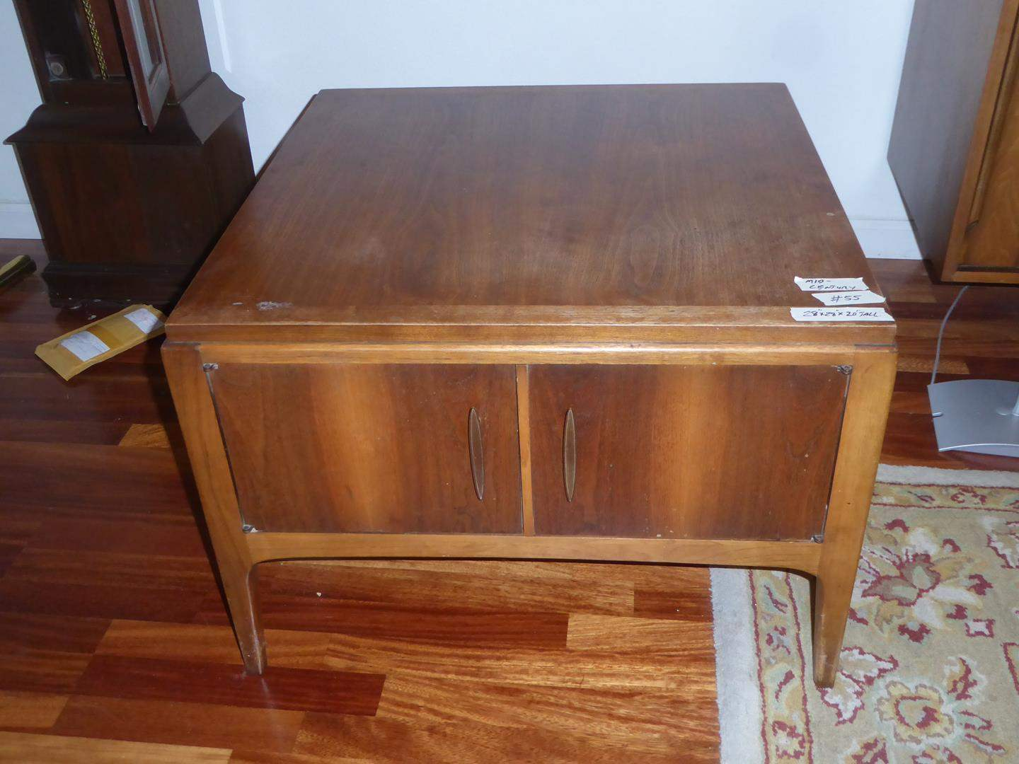Lot # 55 - 'Lane' Mid Century Wooden End Table  (main image)