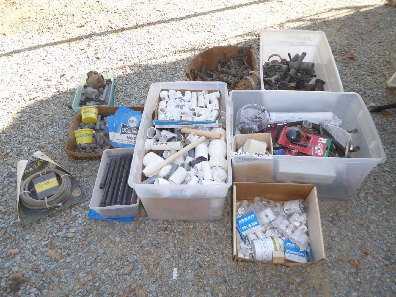 Lot # 323 - Plumbing Supplies (main image)