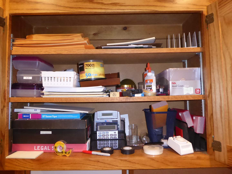 Lot # 29 - Office Supplies - Paper, Cards, Stapler, Envelopes & More  (main image)