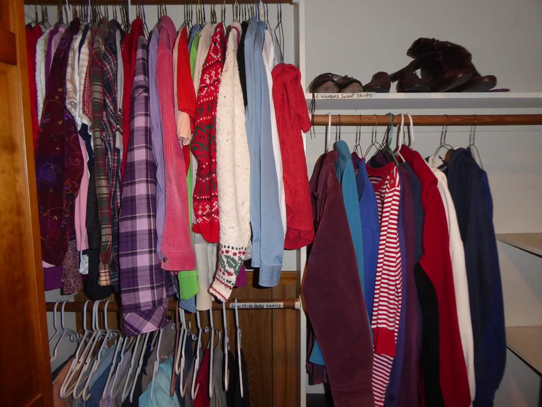 Lot # 210 - Women's Clothing & Shoes  (main image)