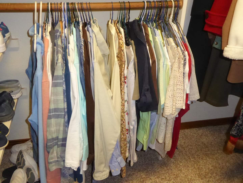 Lot # 226 - Women's Dress Shirts & Sweaters  (main image)