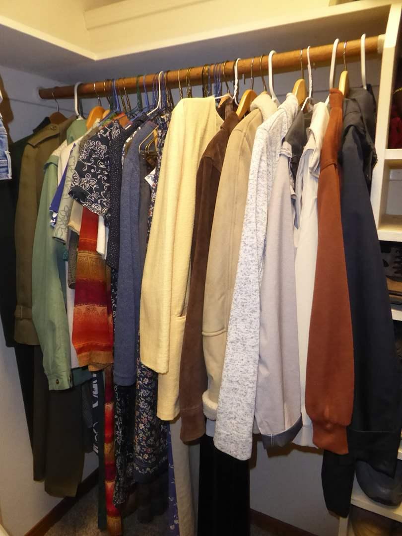 Lot # 227 - Women's Dresses, Blazers & Jackets  (main image)