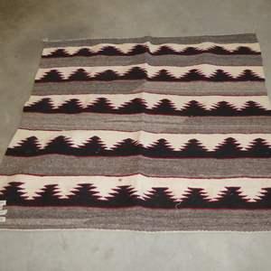 Lot # 76 - Vintage Southwest Wool Rug
