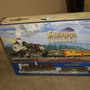 Lot # 95 - Bachmann Authentic Large Scale Electric Train