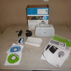 Lot # 98 - HP Photosmart Printer A440