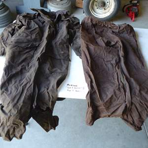Lot # 224 - Australian OilSkin Over Coat