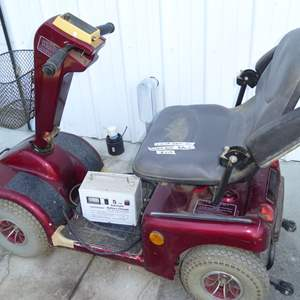 Lot # 228 - Motorized Mobility Scooter No Batteries