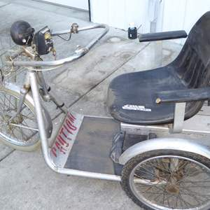 Lot # 229 - Motorized Mobility Scooter (Not Tested/Needs Battery)