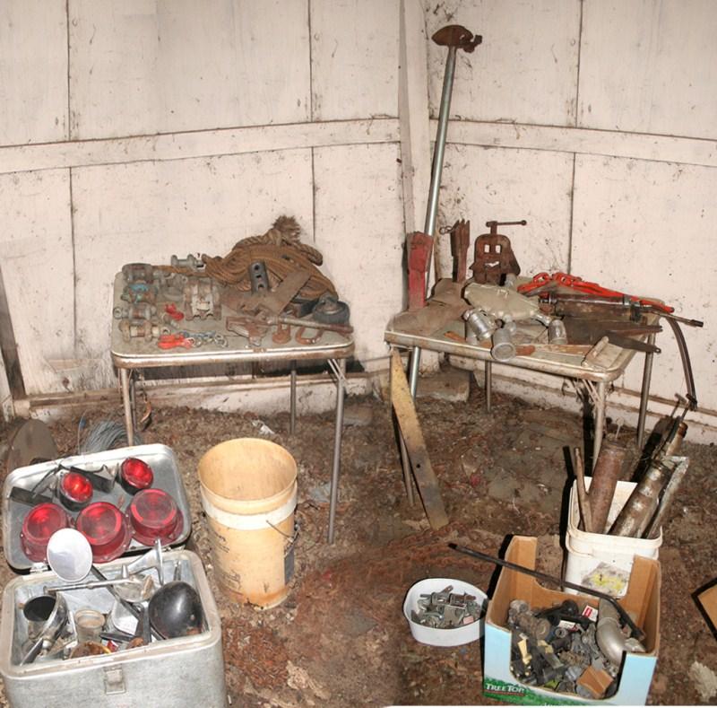 Lot #11 - Vintage Automotive and Hardware Lot (main image)