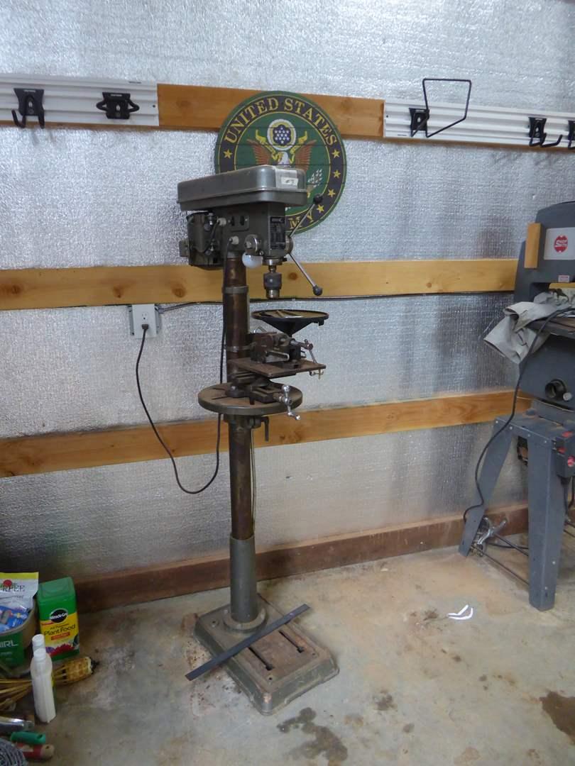 Lot # 3 - Mari-1 Drilling Machine (Works)  (main image)