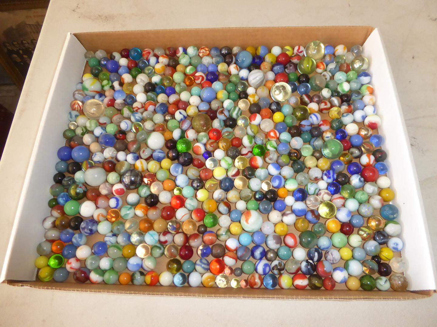 Lot # 89 - Vintage Marbles Collection (main image)