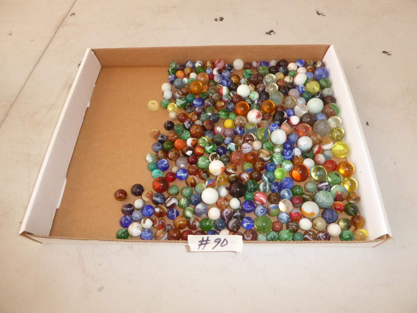 Lot # 90 - Vintage Marbles Collection (main image)