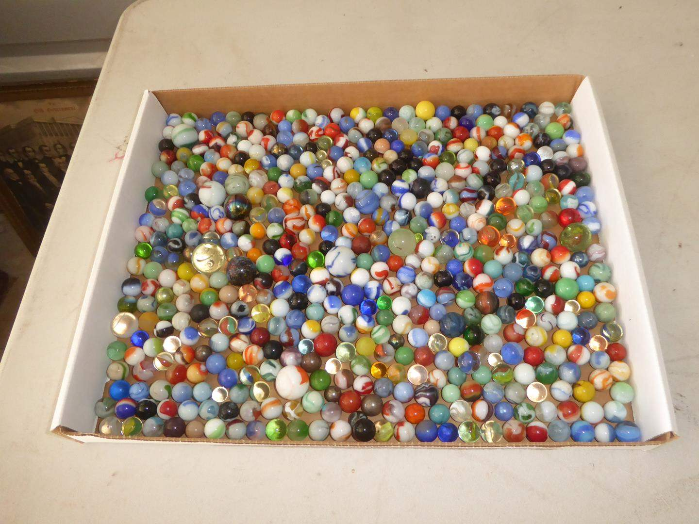 Lot # 91 - Vintage Marbles Collection (main image)