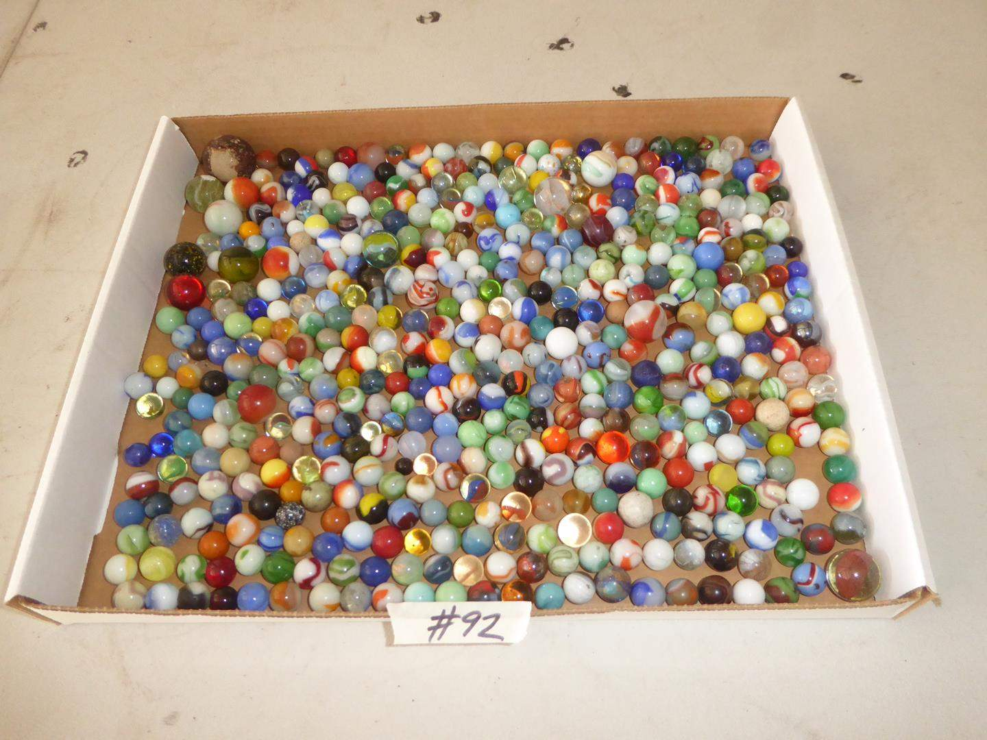 Lot # 92 - Vintage Marbles Collection (main image)