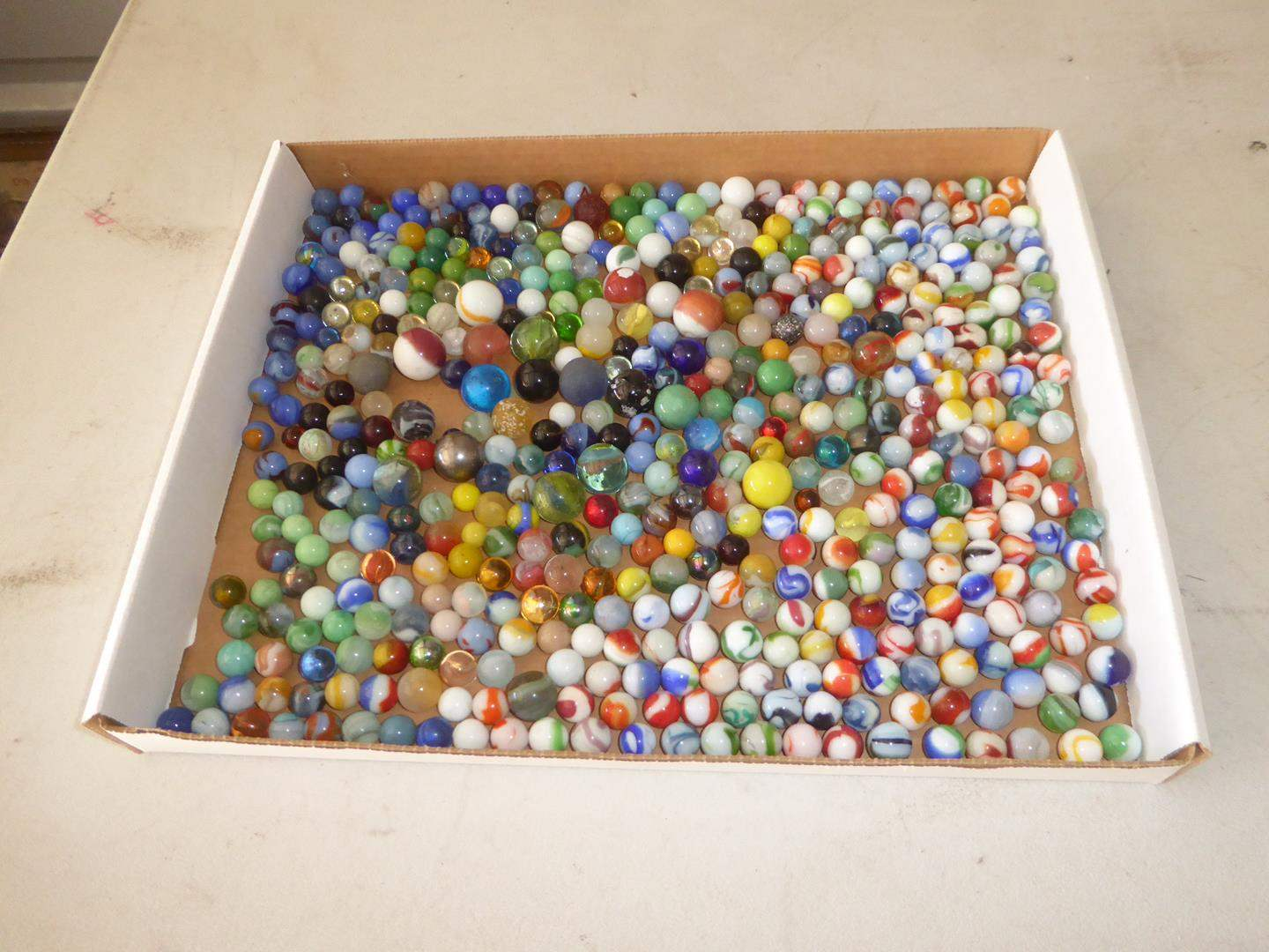 Lot # 93 - Vintage Marbles Collection (main image)