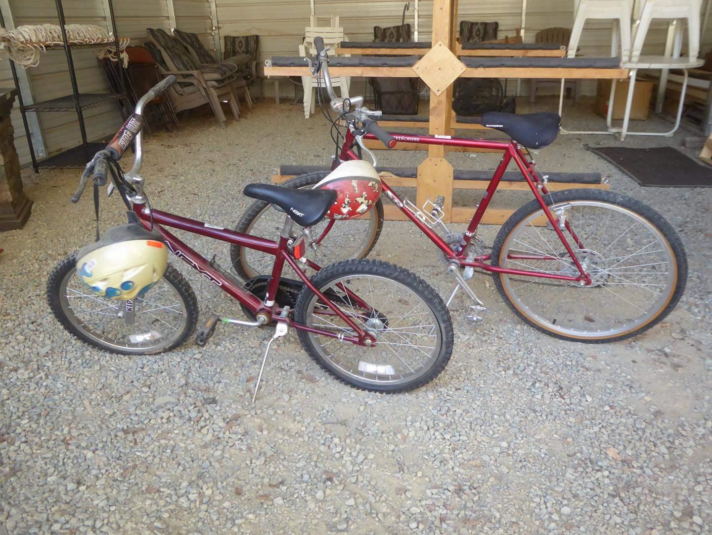 Lot # 67 - 'Next' Boys Bike & 'SR Explorer' 21 Speed Mens Bike (main image)
