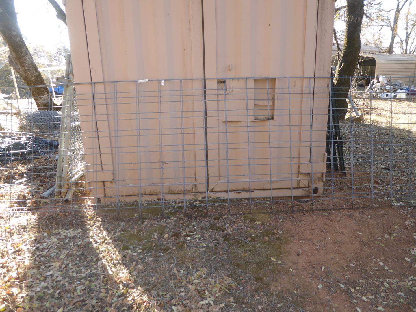 Lot # 85 - Two Panels Hog Wire Fencing (main image)