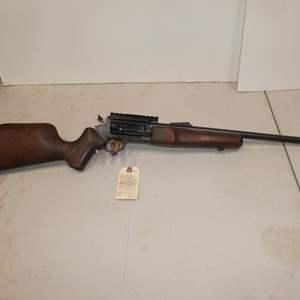 "Auction Thumbnail for: Lot #5 - Taurus Circut Judge, Revolver Action Combo Cal. 410 Shotgun or 45 Long Colt S/N E49118 - 33"" Long"