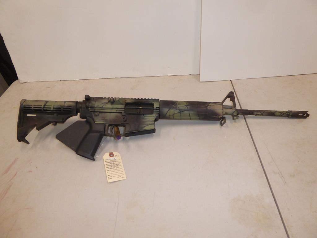 "Lot #10 - CMMG Semi Auto Rifle Model MK8, Cal. 7.62 S/N D14405 - 34"" Long (main image)"