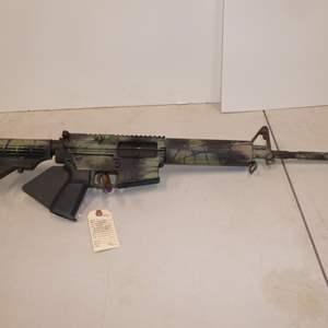 "Auction Thumbnail for: Lot #10 - CMMG Semi Auto Rifle Model MK8, Cal. 7.62 S/N D14405 - 34"" Long"
