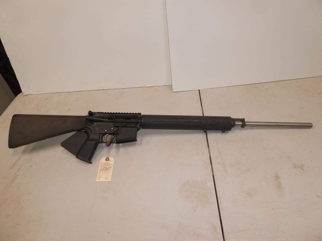 "Lot #11 - Colt Semi Auto Rifle Model M4, Cal 556 S/N SP518611 - 42"" Long (main image)"