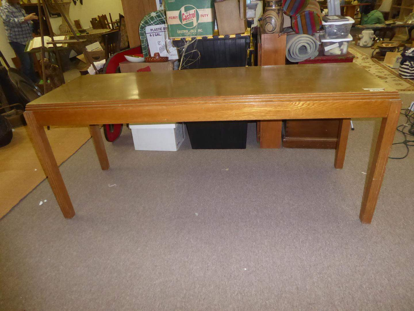 Lot # 76 - Large Craft Table (main image)