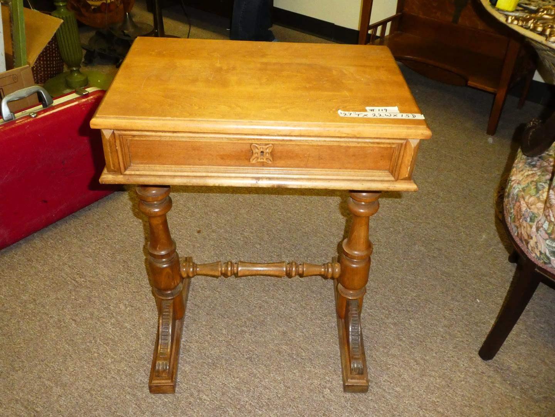 Lot # 119 - Antique Writing Desk (main image)