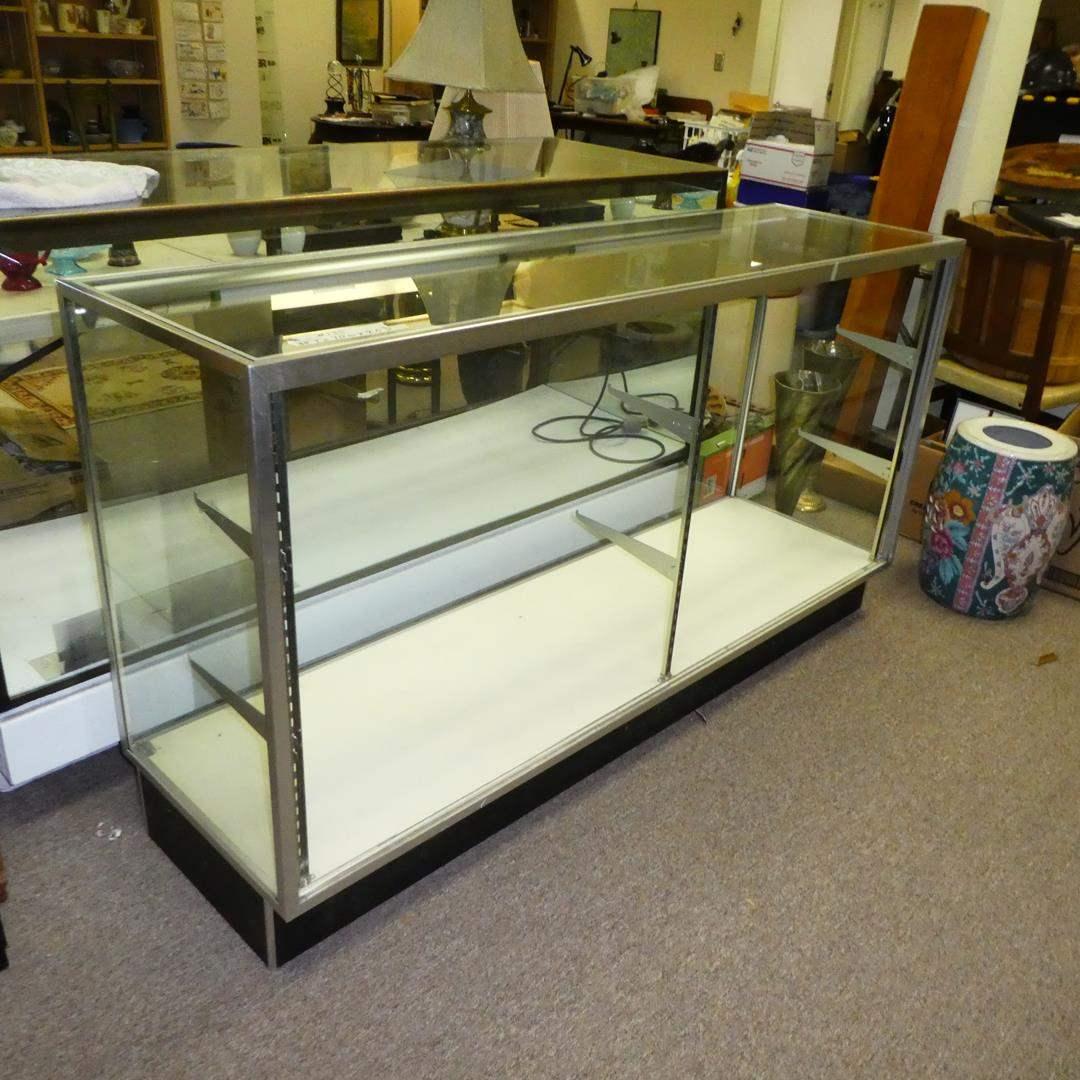 Lot # 135 - Store Display Cabinet  (main image)
