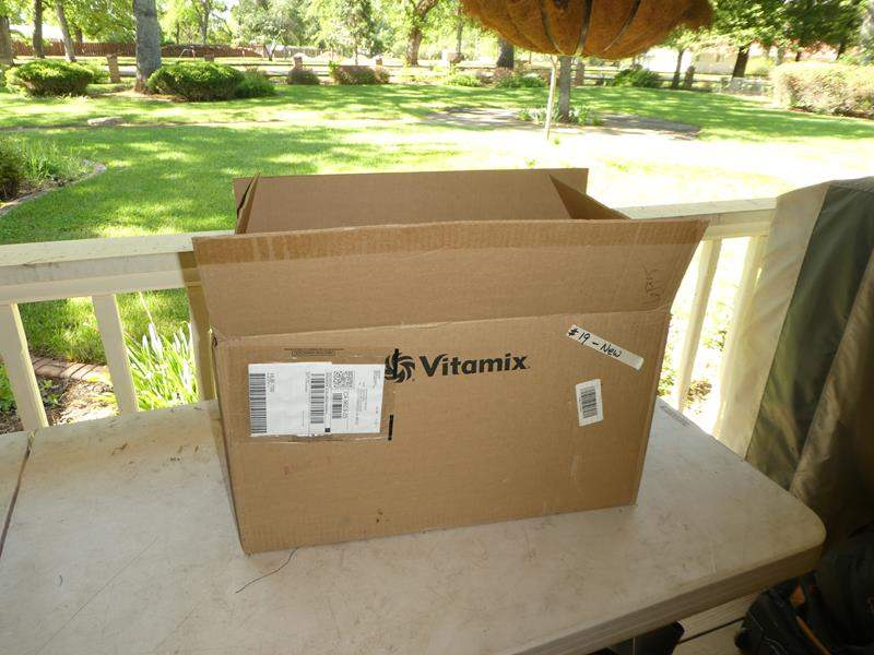 Lot # 19 - Vitamix (NIB) (main image)