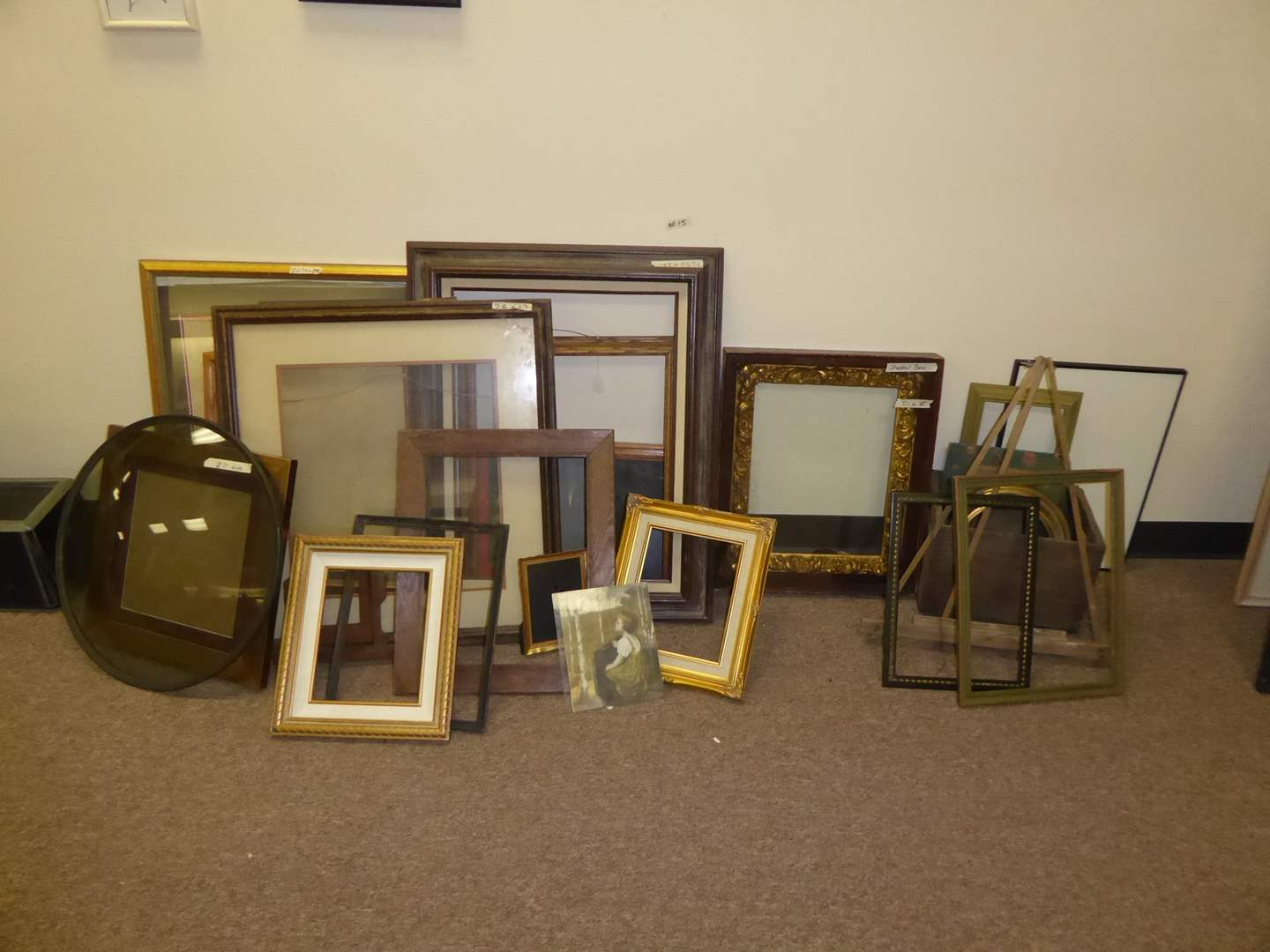 Lot # 15 - Lot Of Miscellaneous Frames  (main image)