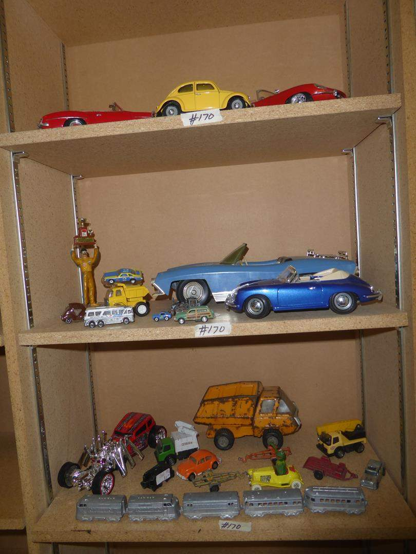 Lot # 170 - Model Toy Car Collection (main image)