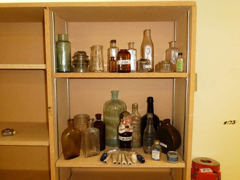 Lot # 202 - Antique & Vintage Bottles (main image)