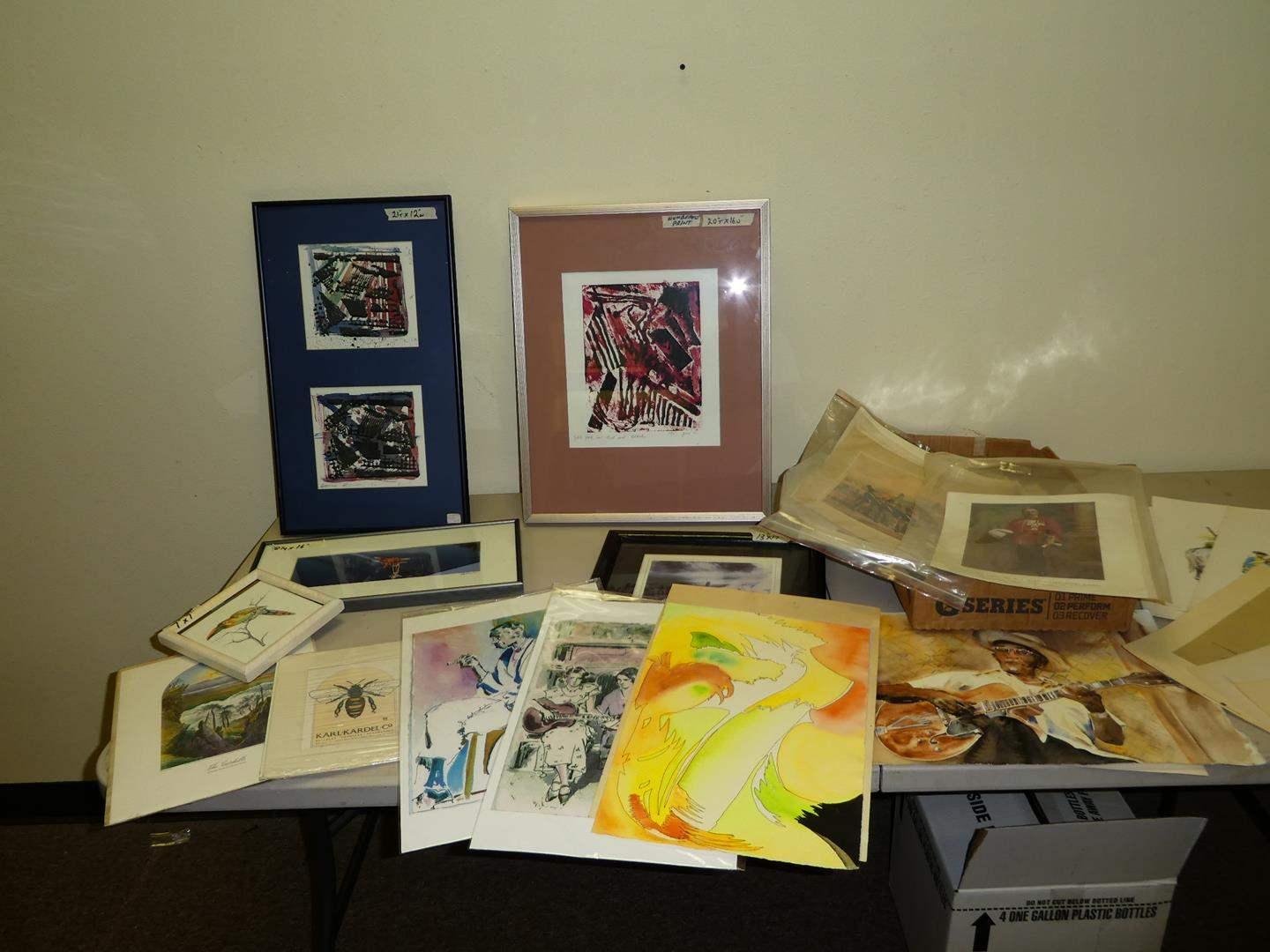 Lot # 220 - Collection of Prints (main image)