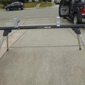 Auction Thumbnail for: Lot # 68 - 'DeWalt' Folding Saw Stand