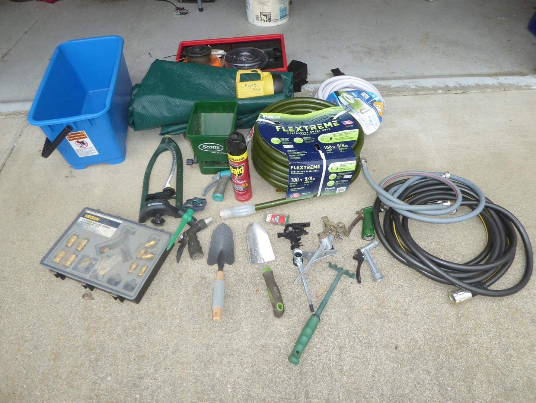 Lot # 71 - Lawn & Garden Supplies (main image)