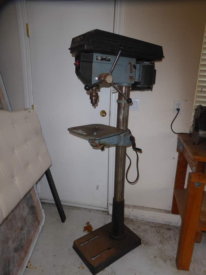 Lot # 15 - Delta Drill Press  (main image)