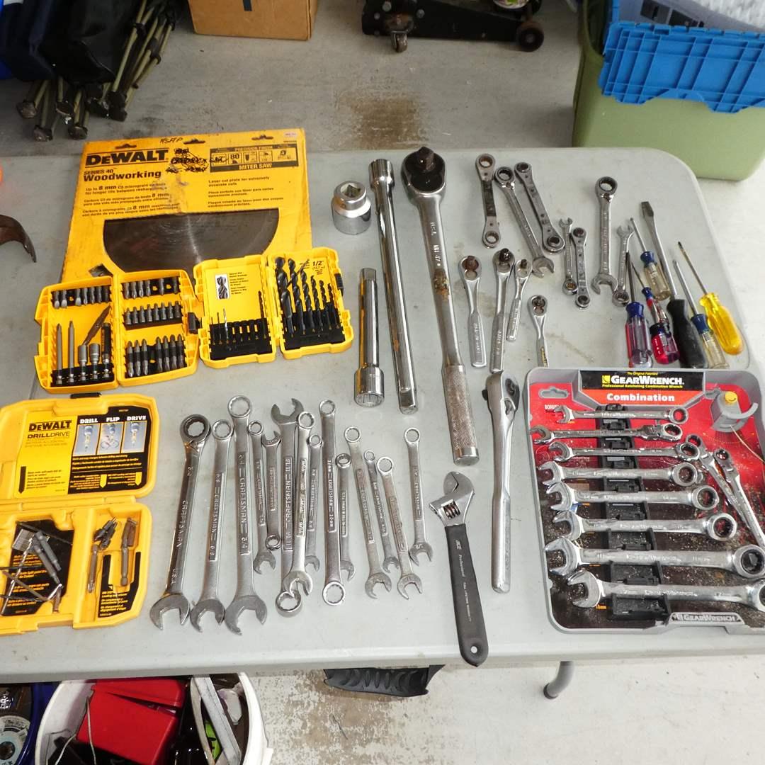 Lot # 92 - Hand Tools  (main image)