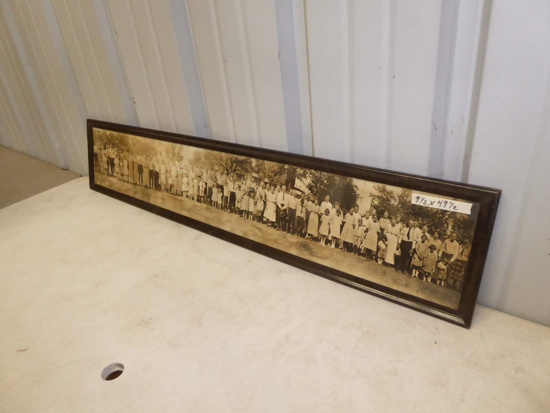 Lot # 327 - Vintage Panoramic Photo  (main image)
