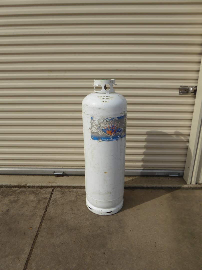 Lot # 18 - 60 Gallon Tank (main image)