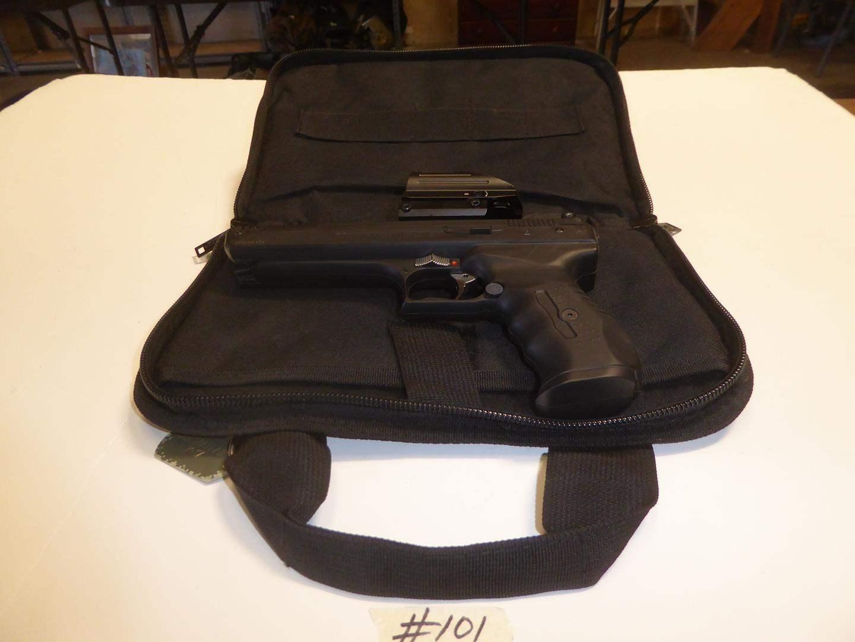 Lot # 101 - Beeman P17 Pellet Pistol (main image)