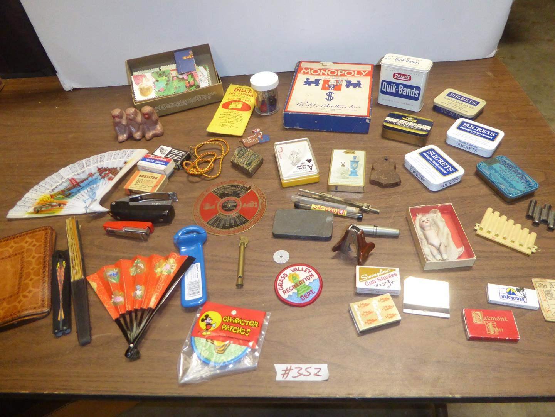 Lot # 352 - Vintage Variety Lot (main image)