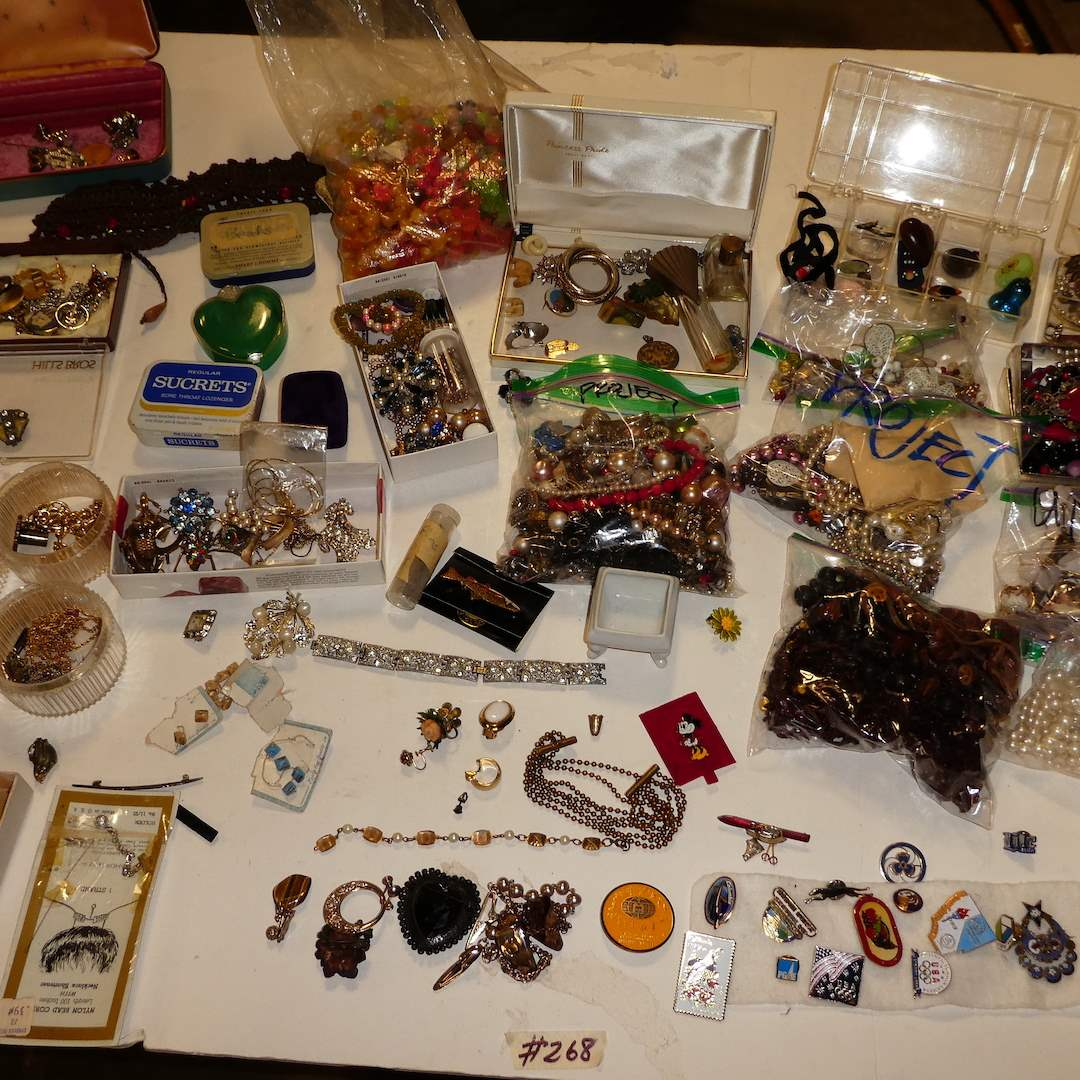 Lot # 300 - Variety Project Jewelry Lot (main image)