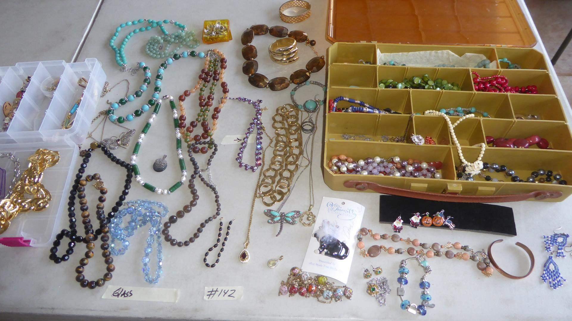 Lot # 142 - Fun Costume Jewelry (main image)